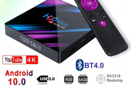 TV BOX ANDROID 4G/64G