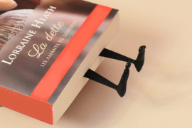 Marque-Pages Book Crush