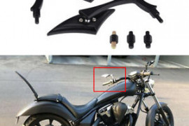MOTORCYCLE MIRRORS THREAD 8/10mm