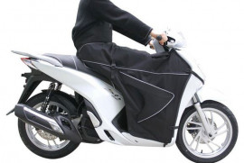 scooter , tablier bagster